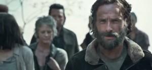 I den nye The Walking Dead traileren skytes det mye – sammen!