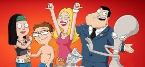 Skalk alle luker –i kveld starter American Dad på FOX!