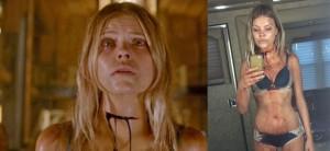 Norske Kamilla om å bli «drept»av Lady Gaga: – Jeg kjente blodet pøse ut. Det var gøy