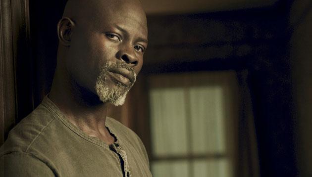 Djimon Hounsou er bekreftet som ny hovedrolleinnhaver i andre sesong av Wayward Pines. Foto: FOX.